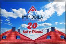 To ogłoszenie lokal użytkowy na sprzedaż jest promowane przez jedno z najbardziej profesjonalnych biur nieruchomości, działające w miejscowości Sopot, Górny: Immobila nieruchomości