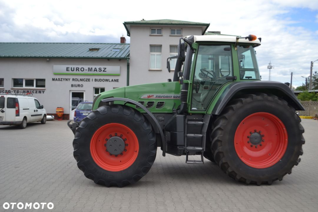 Fendt FAVORIT 926 VARIO - 1