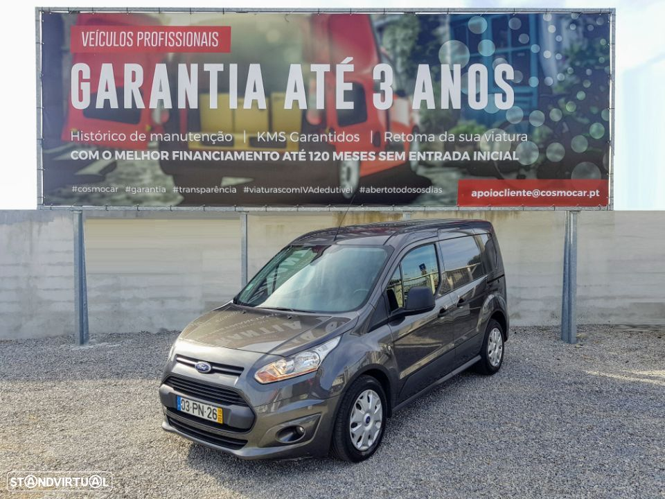 Ford Transit Connect 1.6 Tdci Trend 115 Cv - 1
