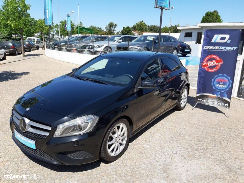 Mercedes-Benz A 180 CDi BE Urban - 1