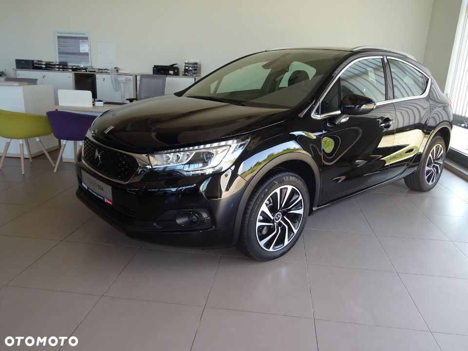 DS Automobiles DS 4 Crossback Auto Demo 1.6 Benzyna EAT6 AUTOMAT - 17