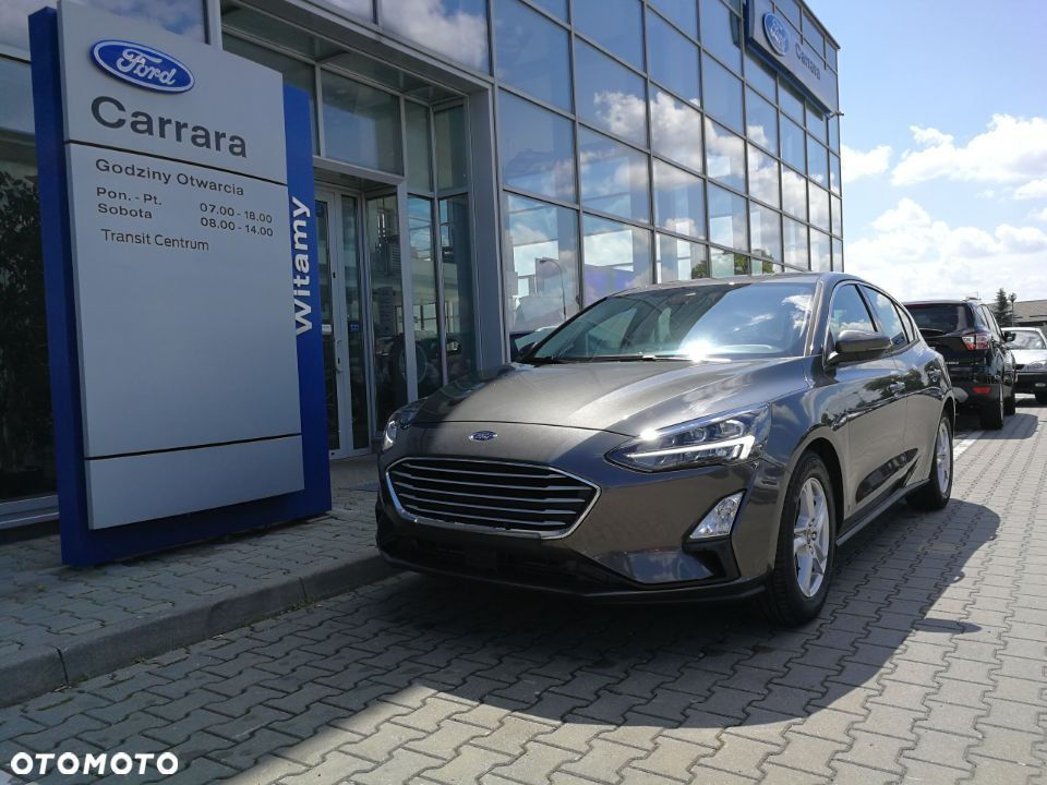 Ford Focus 1.0 EcoBoost 125 KM, A8 Trend Edition, oferta dla FIRM, AUTOMAT - 7