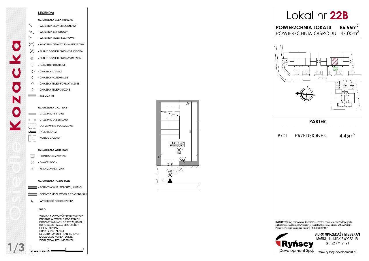 Mieszkanie na sprzedaż, Marki, wołomiński, mazowieckie - Foto 5