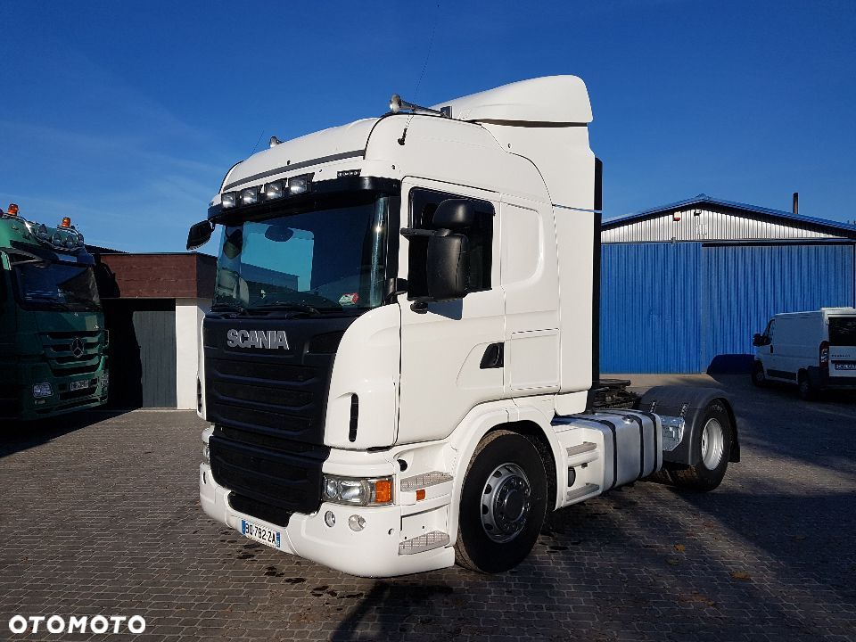 Scania G 440-PDE-AD BLUE-MANUAL - 1
