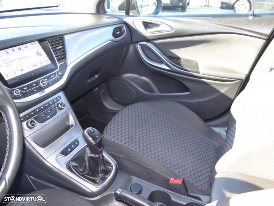 Opel Astra Sports Tourer astra st 1.6 cdti edition s/s - 13