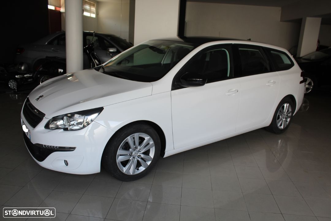 Peugeot 308 SW 1.6Hdi Active Business - 3