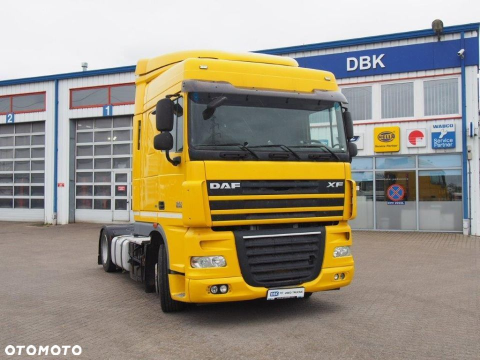DAF FT XF 105 410 (NUMER STOCK: 20272)  Low deck - 6