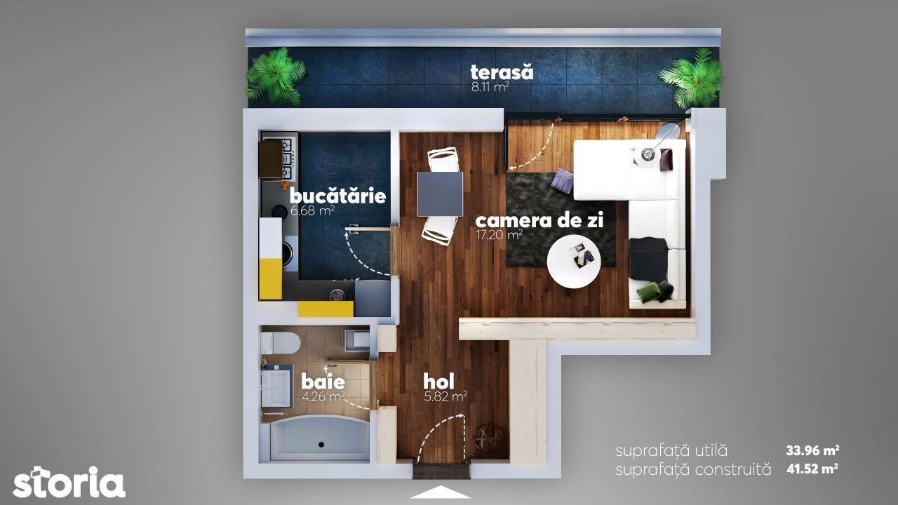Apartament de vanzare, Bucuresti, Sectorul 4, Alexandru Obregia - Foto 4