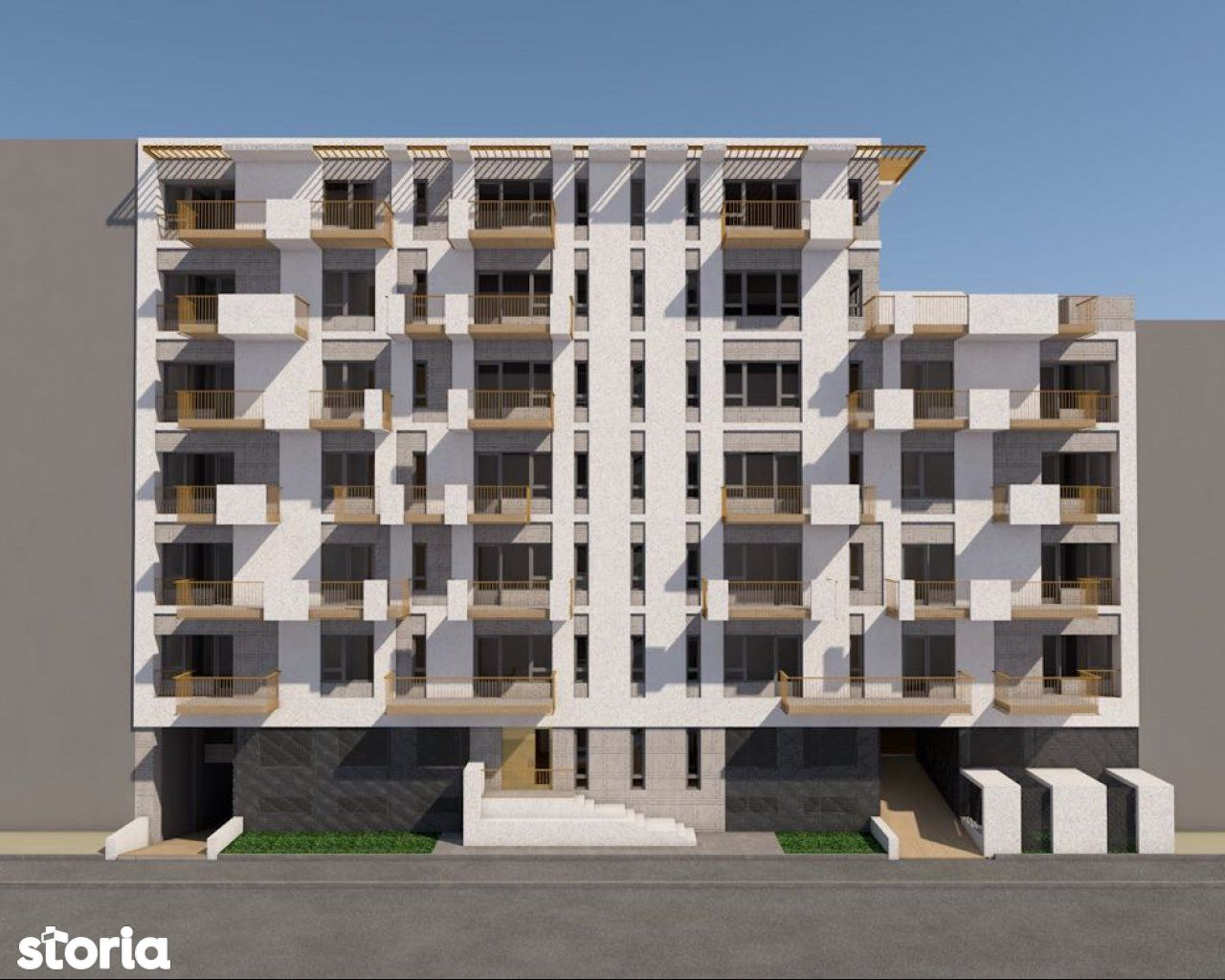 Apartament de vanzare, București (judet), Strada Pajurei - Foto 1