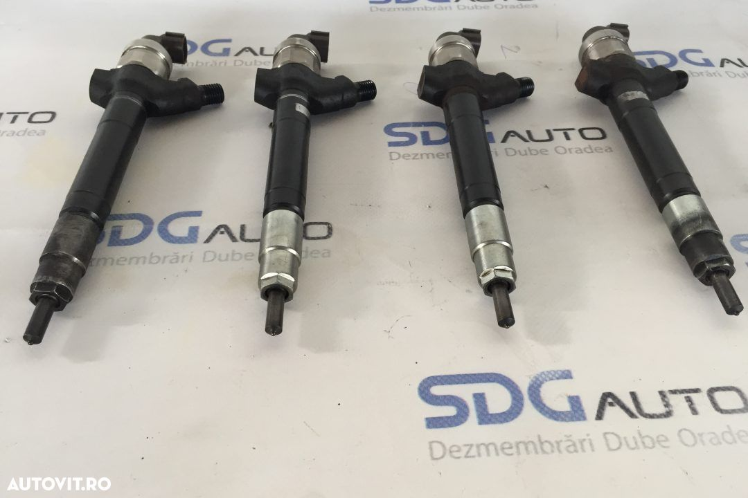 Injectoare-Ford Transit 2.4 an 2007-2011 Euro 4 - 2