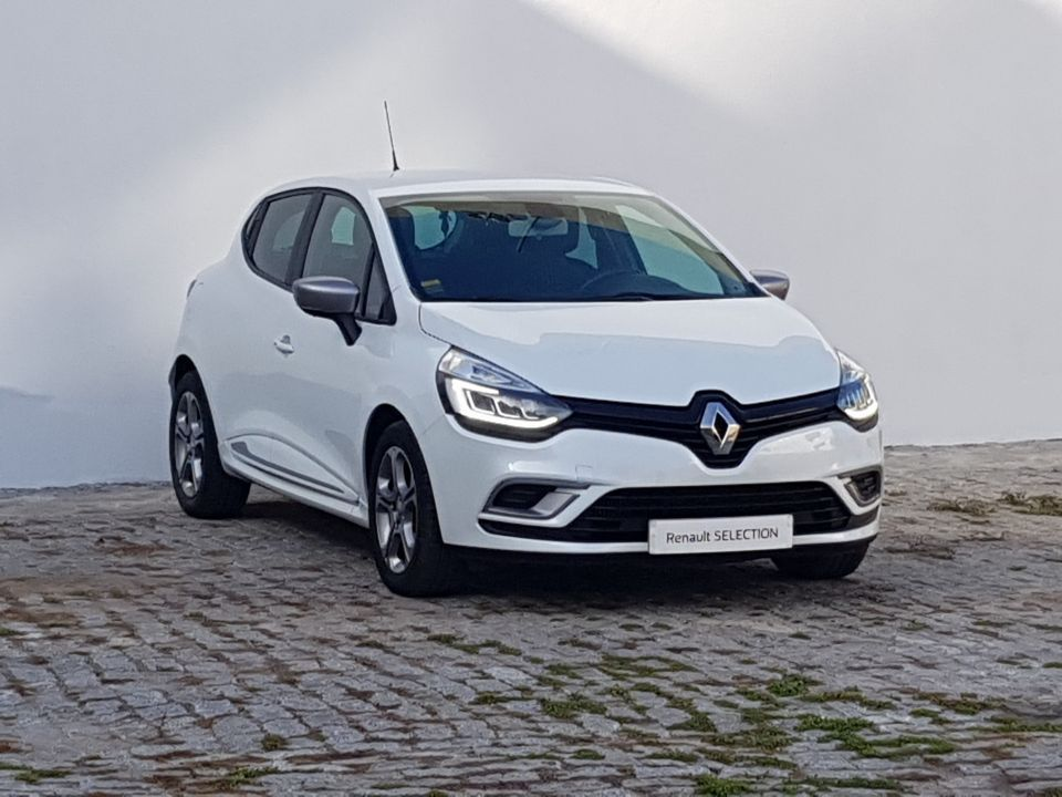 Clio - 0.9 TCe GT Line