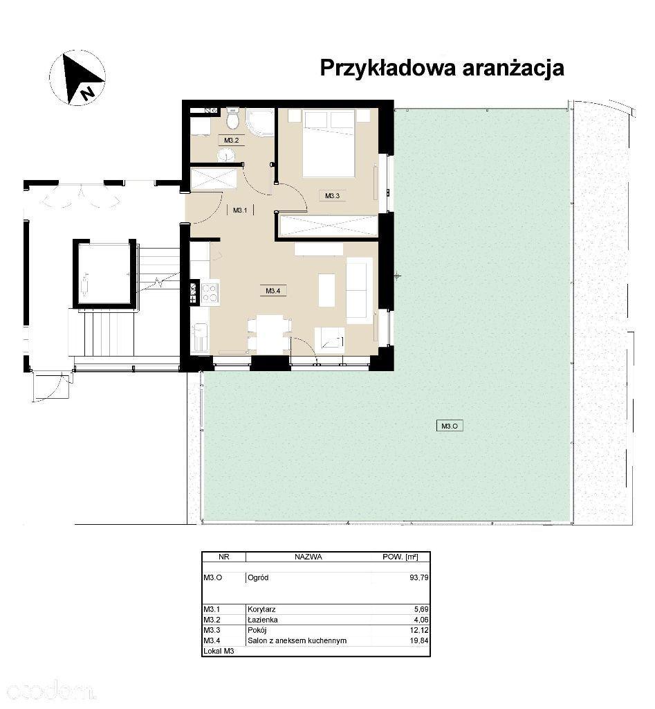 Mieszkanie na sprzedaż, Gdynia, Działki Leśne - Foto 7
