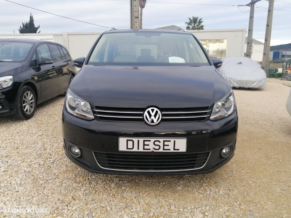 VW Touran 1.6 tdi - 1
