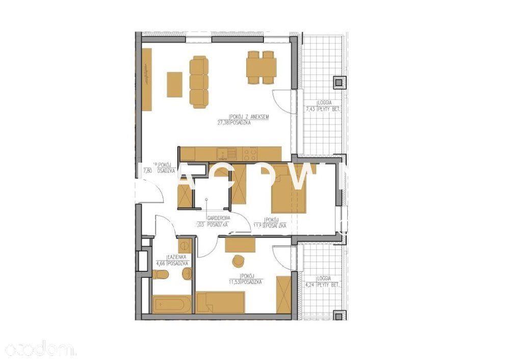 Mieszkanie na sprzedaż, Bydgoszcz, Bielawy - Foto 16