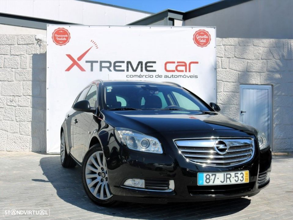 Opel Insignia Sports Tourer 2.0 CDTI - 3
