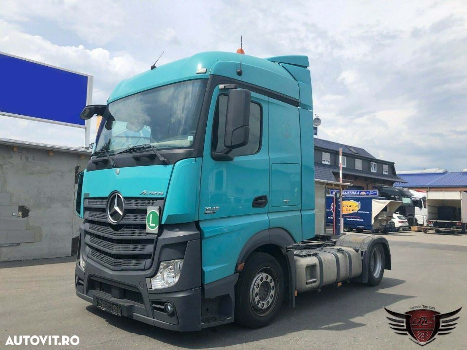 Mercedes-Benz 1845 Actros EURO 5 2013 Nr. Int 10877 Leasing - 5