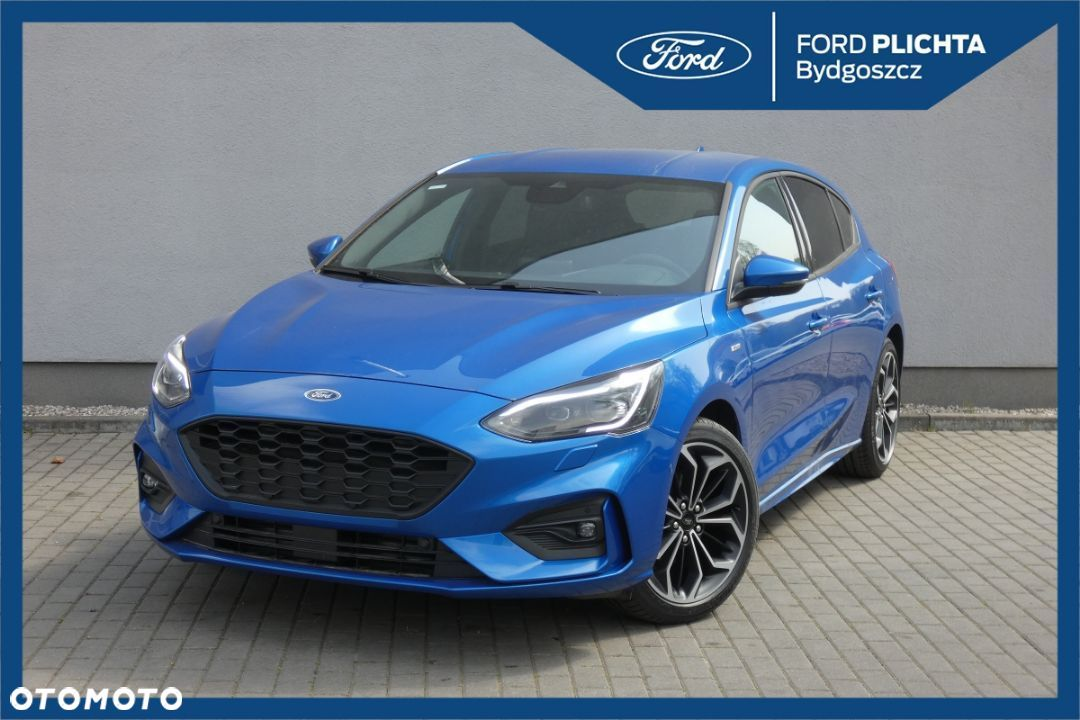 Ford Focus FORD Focus 1.5 EcoBoost 182 KM, M6 ST Line Business - 17