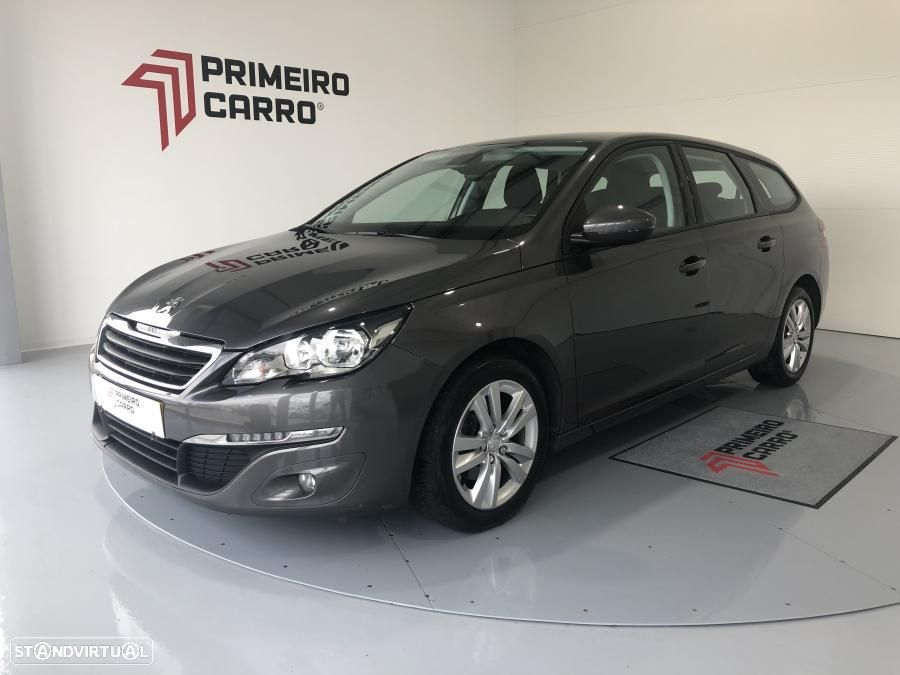 Peugeot 308 SW 1.6 HDI Business Pack GPS 120cv - 1