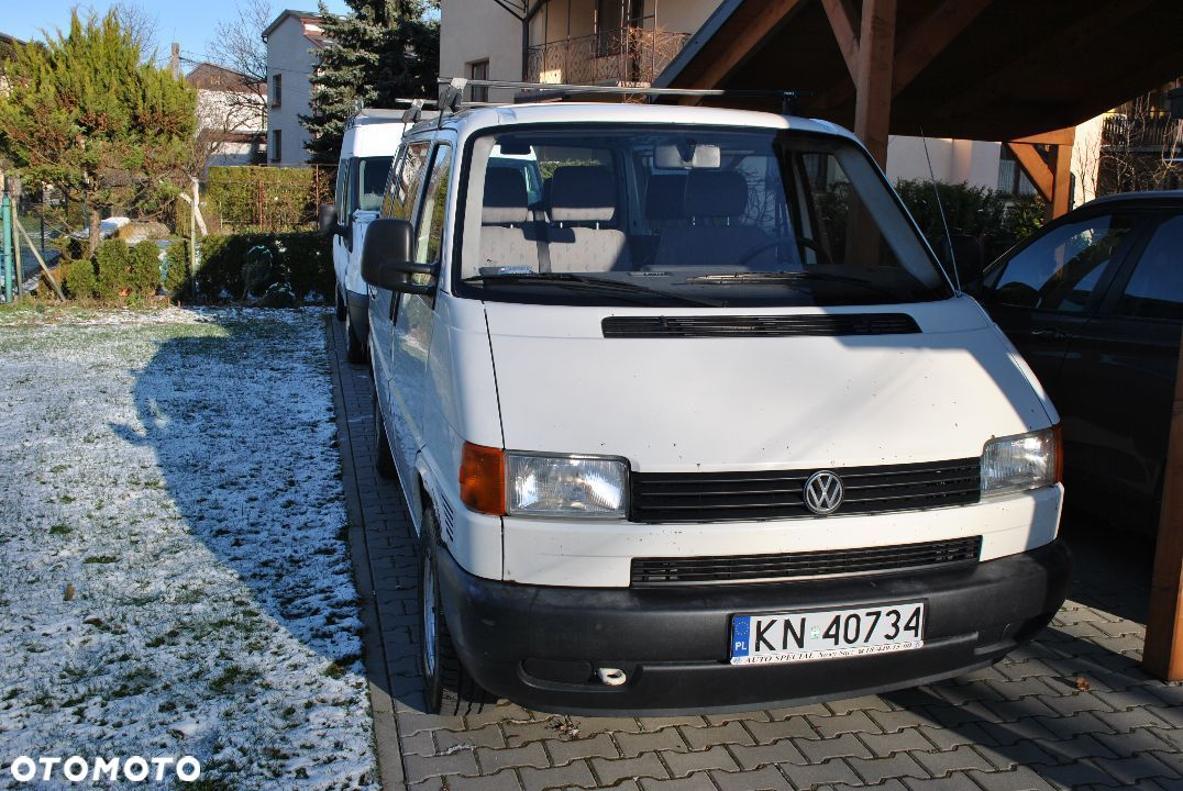 Volkswagen Transporter T4 2.5 TDI 9 osobowy - 17