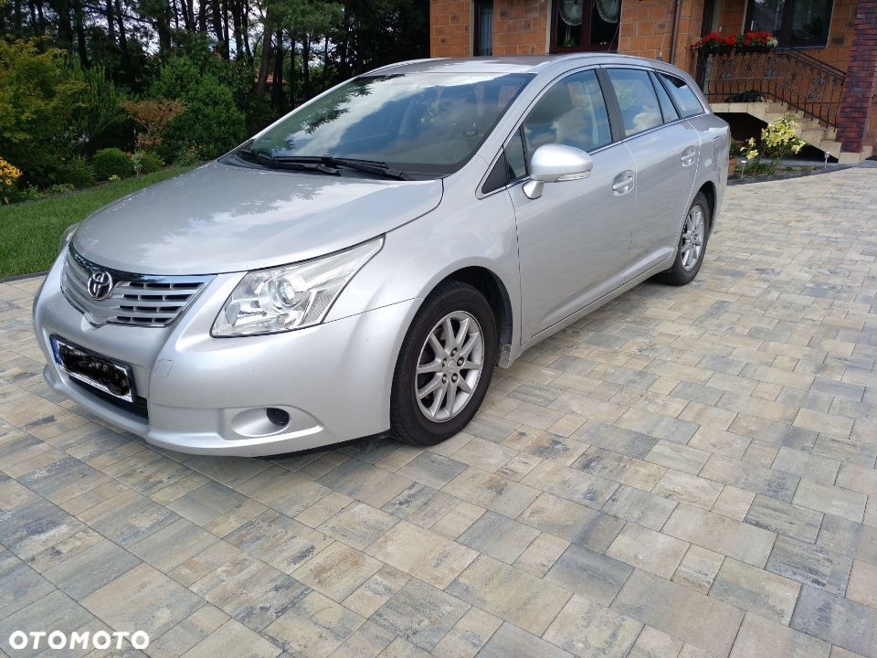 Toyota Avensis Toyote Avensis III T27 D4D - 1