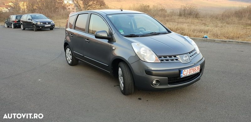 Nissan Note - 3