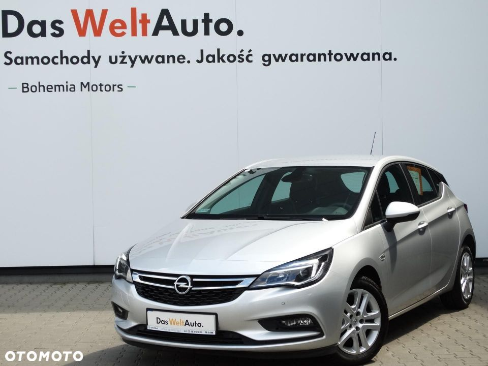Opel Astra 1.4 Turbo125KM Enjoy + BUSINESS Gwar12msc SalonPL - 1