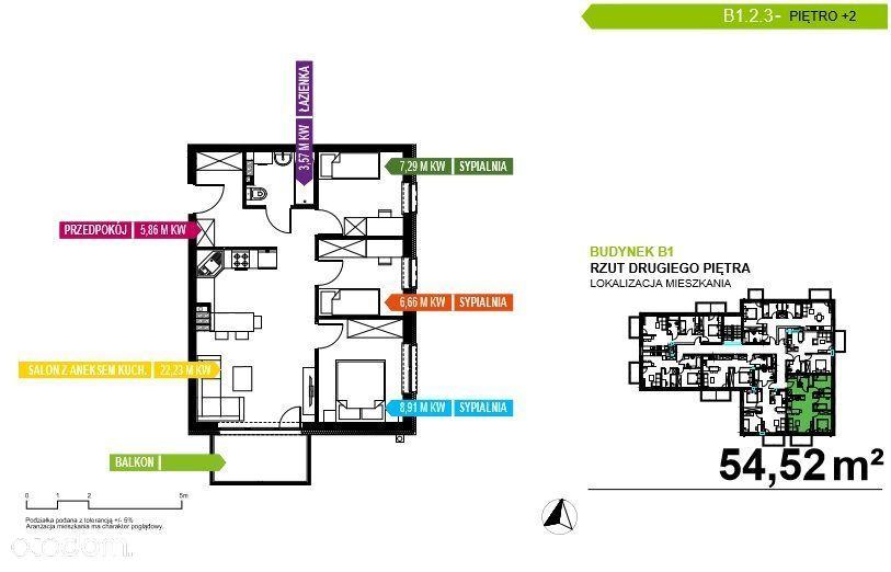 Mieszkanie na sprzedaż, Siewierz, będziński, śląskie - Foto 1