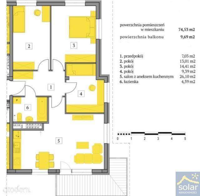 Mieszkanie na sprzedaż, Solec Kujawski, bydgoski, kujawsko-pomorskie - Foto 5