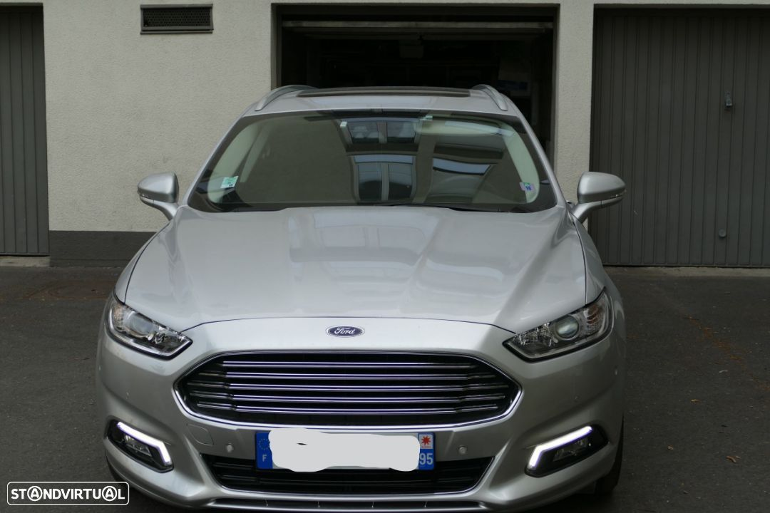 Ford Mondeo SW - 7