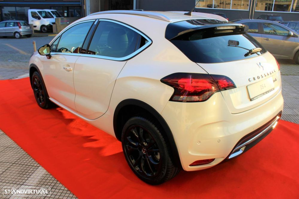 DS DS4 Crossback 1.6 BlueHDi So Chic J18 EAT6 - 5