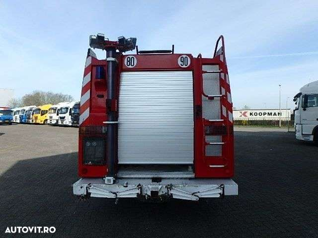 Renault G 230 + MANUAL + FIRE TRUCK + 35889KM ! - 10