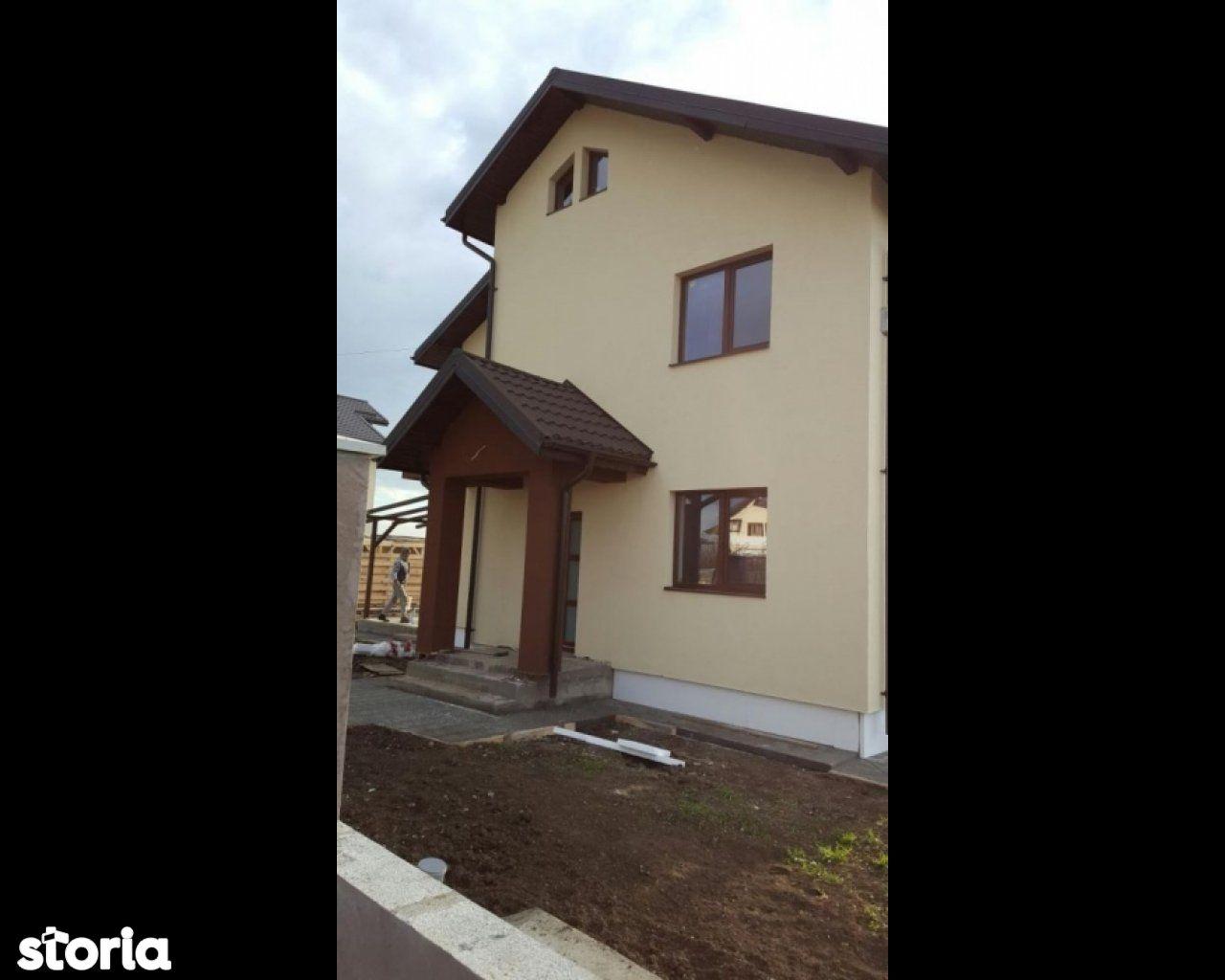 Casa de vanzare, Ilfov (judet), Strada Horia - Foto 2