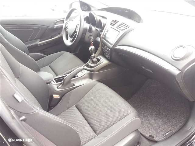 Honda Civic 1.6 i-dtec Elegance Connect Navi - 13