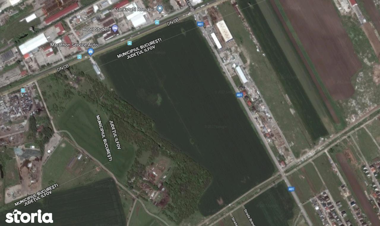 Teren de Vanzare, Ilfov (judet), Intrarea Crinilor - Foto 1