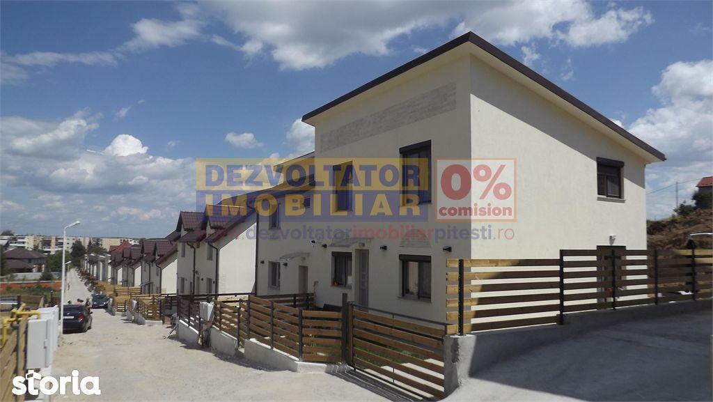 Casa de vanzare, Argeș (judet), Strada Sanda Movilă - Foto 1