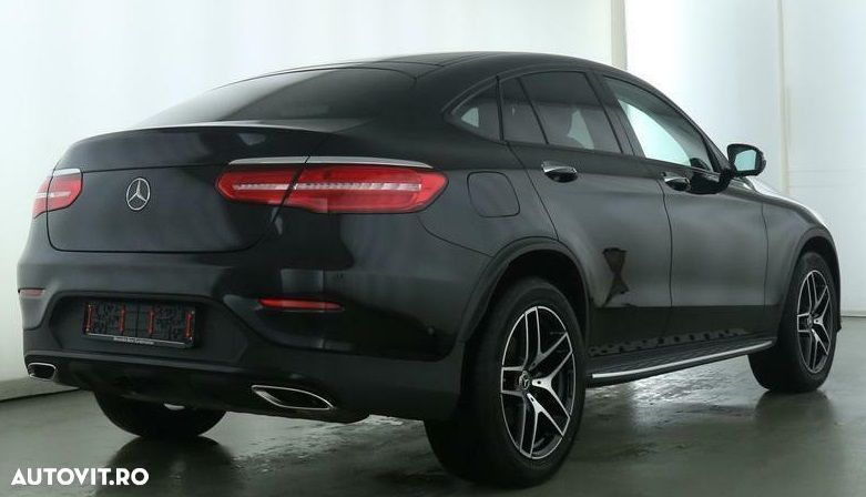 Mercedes-Benz GLC Coupe - 7