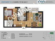 Apartament de vanzare, Argeș (judet), Negru Vodă - Foto 3