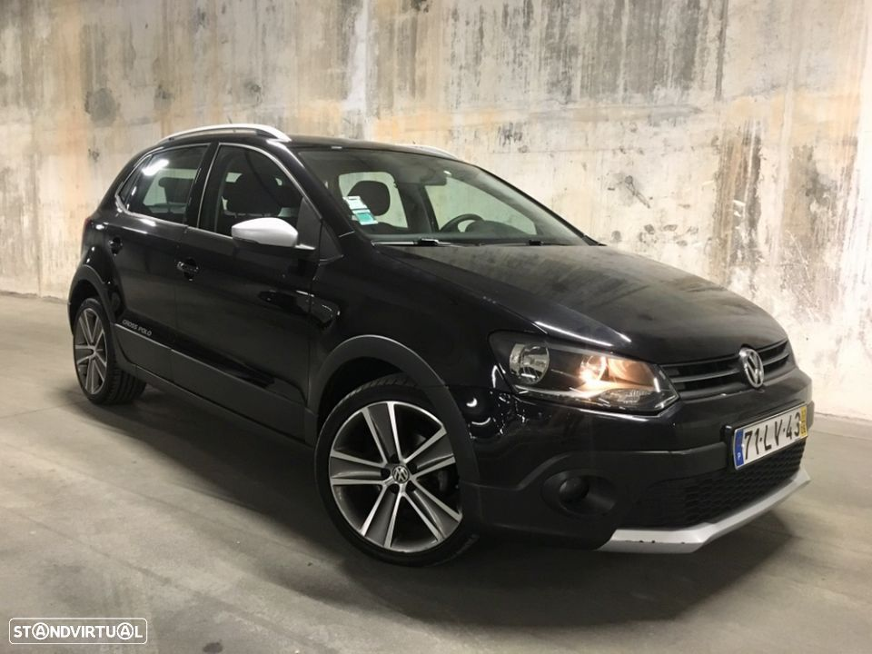 VW Polo 1.2 Cross - 1
