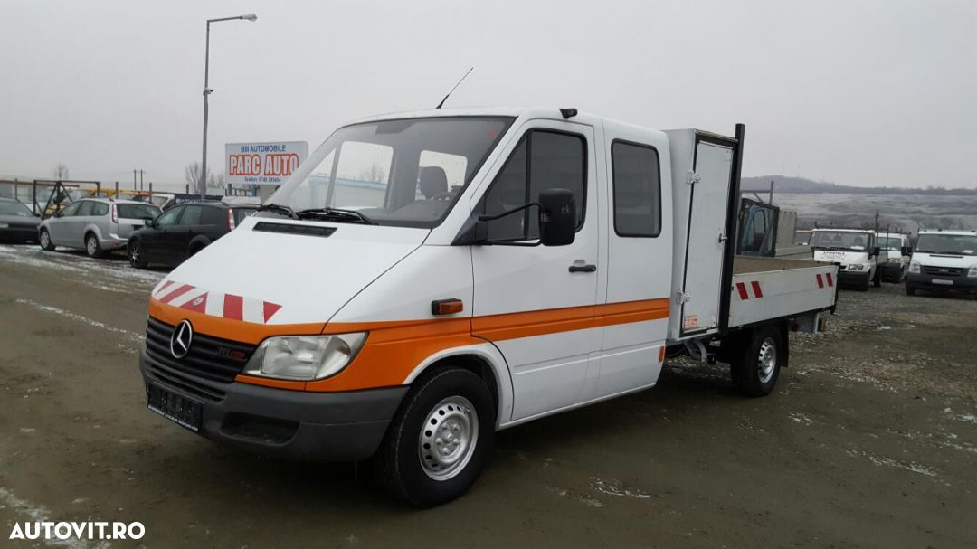 Mercedes-Benz Sprinter 311cdi 3.3m maxi euro 3 TVA DEDUCTIBIL - 2