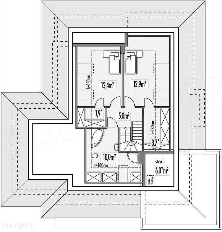 Dom na sprzedaż, Kuklówka Radziejowicka, żyrardowski, mazowieckie - Foto 17