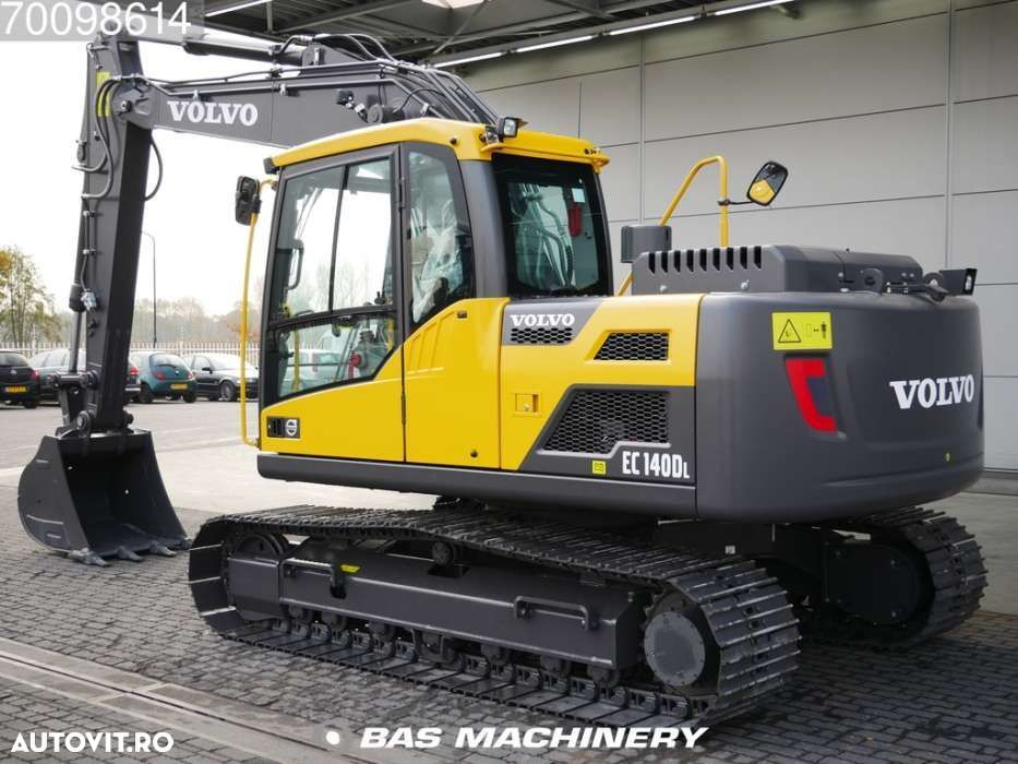 Volvo EC140DL New unused 2018 machine - 2