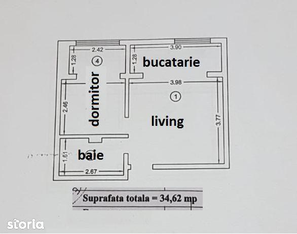 Apartament de vanzare, Constanța (judet), Faleza Sud - Foto 2