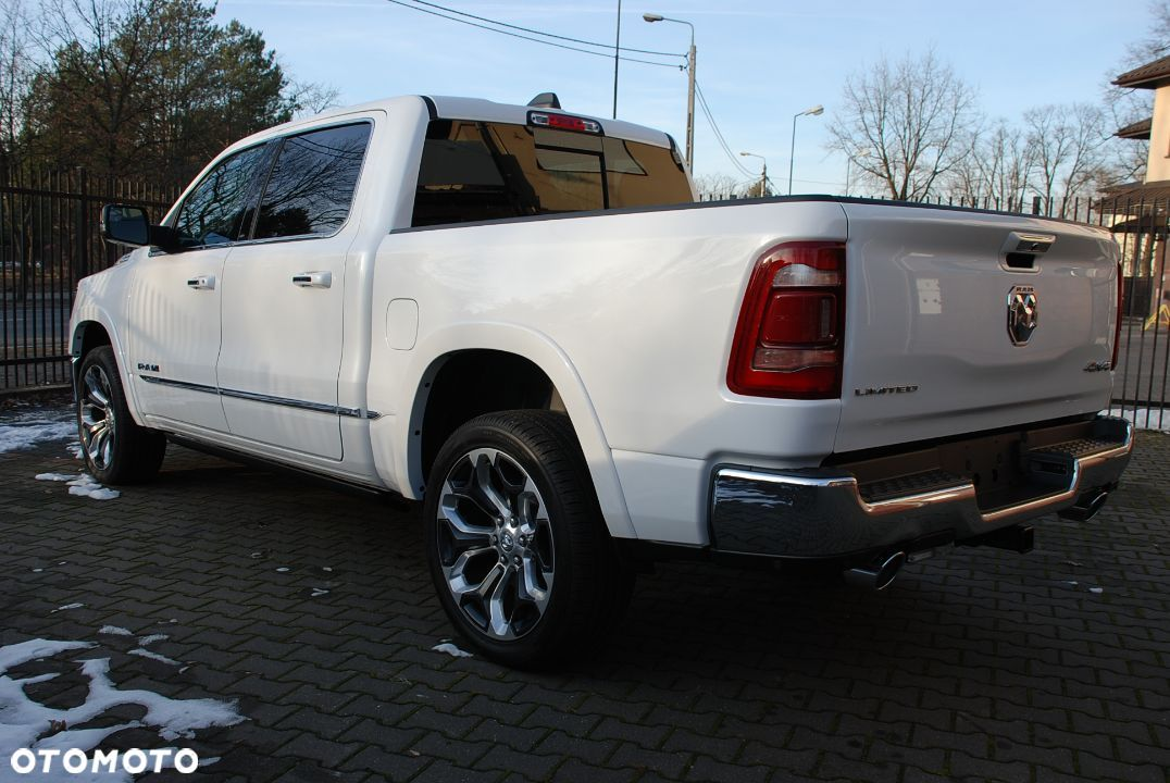 RAM 1500 Nowy! Model 2019! 5,7 V8 HEMI! Limited! Od Dealera! od ręki! - 6