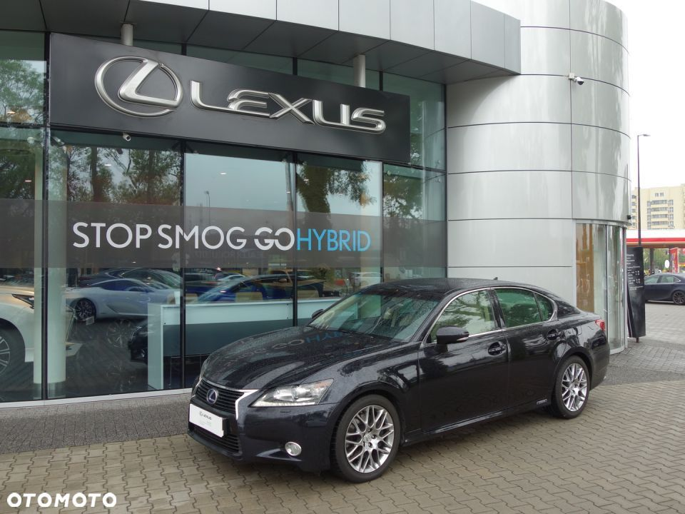 Lexus GS 300H Elite + Bussines , Hak , Webasto ,  Fv23 % , Salon Pl - 1