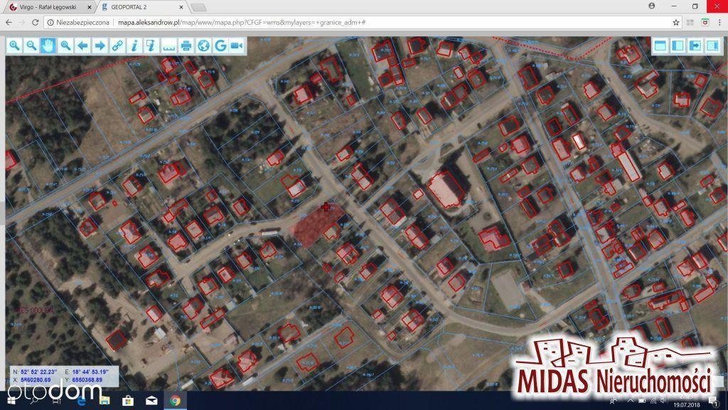 Działka na sprzedaż, Odolion, aleksandrowski, kujawsko-pomorskie - Foto 3