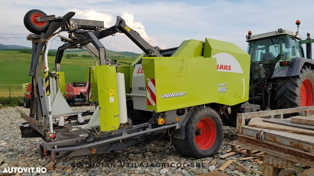 Claas Rollant 355 - 3