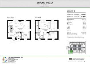Mieszkanie w zabudowie szeregowej z ogródkiem