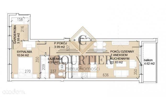 2 Pokoje Mieszkanie Na Sprzedaż Wrocław Krzyki 57603484 Wwwotodompl