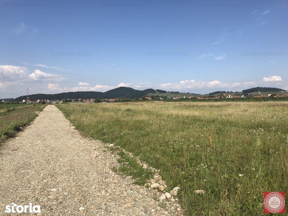 Teren de Vanzare, Sanpetru, Brasov - Foto 3