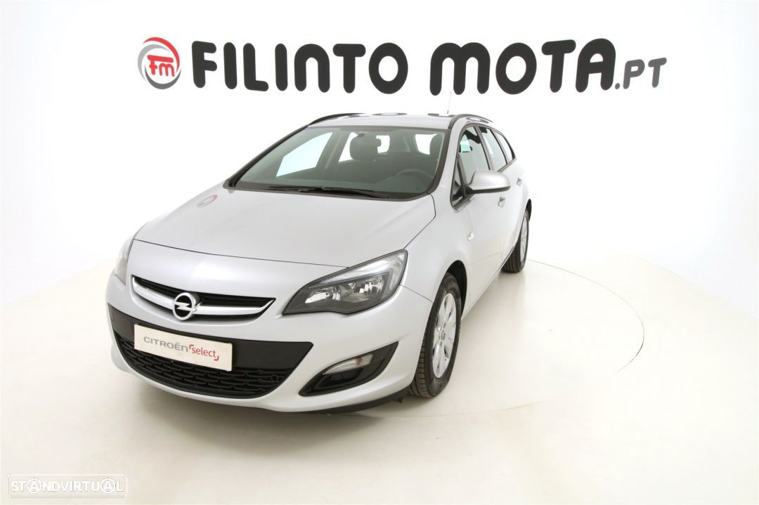Opel Astra Sports Tourer 1.3 CDTi Selection S/S - 26